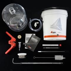 BSG™ K7PET Premium Home Brewing Beer Making Kit, 5 Gallon Plastic Carboy