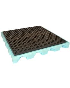 4-Drum Ultra-Spill Deck P4 Fluorinated - UltraTech 1325