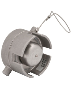 """5-in-1 3"""" NPS Pressure/Vacuum Relief Vent, Viton O-Ring, Pressure 3.0-5.0 PSI, Vacuum 0.5 PSI, 316 SS, Gits Stamp, No Cable"""