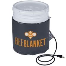 5 Gallon Honey Pail Heater, Preset Temperature, 110°F, 120v, 120w - Powerblanket® Bee Blanket™ (BB05)