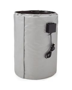 5 Gallon Pail Heater for Steel Pails, Adj. Thermostat, 10°-232°C, 120v, 550w