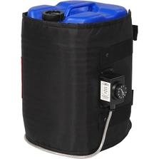 15 Gallon Drum Heater, Adj. Thermostat, 32°-194°F, 120v, 450w - InteliHeat®