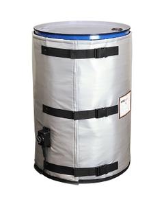55 Gallon Drum Heater, High Power, Adj. Thermostat, 32°-194°F, 120v, 1450w - InteliHeat®