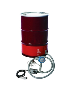 30 Gallon Drum Heater Band, T3 Hazardous Area for Steel Drums