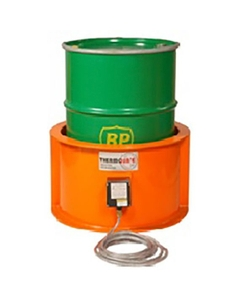55 Gallon Drum Induction Heater, Hazardous Area for Steel Drums, Thermosafe® Type B