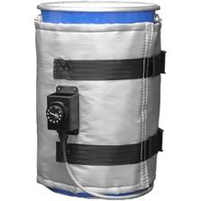 5 Gallon Pail Heater, High Power, Adj. Thermostat, 32°-320°F, 120v, 500w - InteliHeat®
