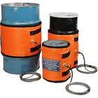 15 Gallon Drum Heater, CIZ1 Hazardous Area, Self-Limiting Temperature, 240v, 130w