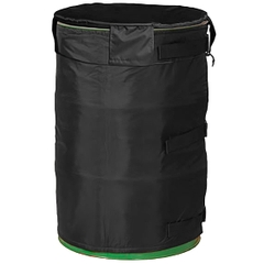 55 Gallon Drum High-Grade Thermal Insulated Jacket & Lid
