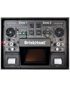 Composite Curing Hot Bonder, Dual Zone Screen