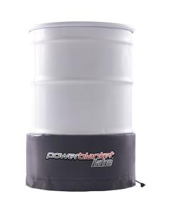 55 Gallon Drum Heater Band w/Preset Temperature, 145° F  - Powerblanket® Lite (PBL55)