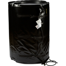 55 Gallon Drum Heater, Adj. Thermostat, Up to 145°F - Powerblanket® (BH55PRO)