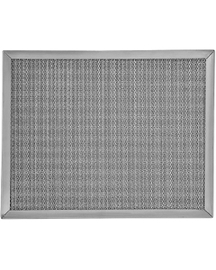 """16"""" x 25"""" x 2"""" Medium Weight Aluminum Washable Air Filter"""