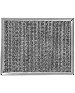 """10"""" x 20"""" x 2"""" Light Weight Galvanized Steel Washable Air Filter"""
