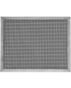 """10"""" x 20"""" x 2"""" 430 Stainless Steel Washable Air Filter"""