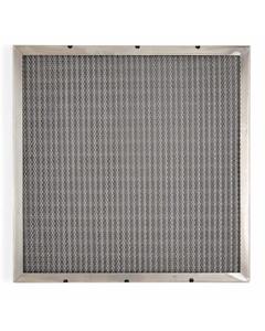 "12"" x 24"" x 2"" Mist Eliminator Aluminum Washable Air Filter"
