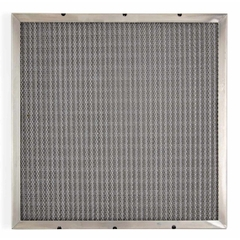 "10"" x 20"" x 2"" Mist Eliminator Galvanized Steel Washable Air Filter"