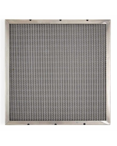 """10"""" x 20"""" x 2"""" Mist Eliminator 304 Stainless Steel Washable Air Filter"""