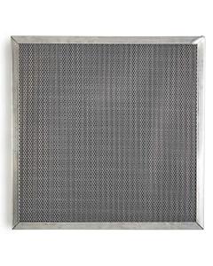 "12"" x 24"" x 2"" Electrostatic Aluminum Washable Air Filter"
