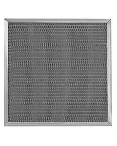 """16"""" x 20"""" x 1/2"""" PPI 30 Foam/Aluminum Washable Air Filter"""