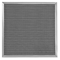 """10"""" x 20"""" x 1"""" PPI 30 Foam/Aluminum Washable Air Filter"""