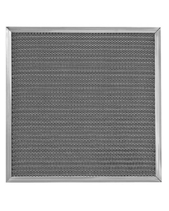 """12"""" x 24"""" x 1"""" PPI 30 Foam/Aluminum Washable Air Filter"""