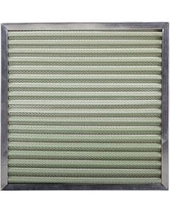 """16"""" x 20"""" x 1"""" PPI 20 Foam/Aluminum Washable Air Filter"""