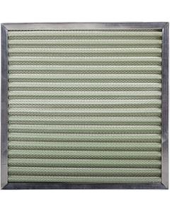 """10"""" x 20"""" x 2"""" PPI 20 Foam/Aluminum Washable Air Filter"""