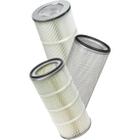 "12-3/4"" x 26"" (MERV15) Nano Dust Filter Cartridge, Flame Retardant, Open/Closed"