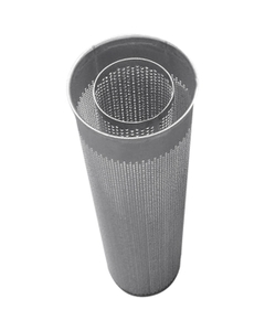 Size #2 Stainless Steel Replacement Vessel Basket for CUNO DuoFlo® Filter Bags