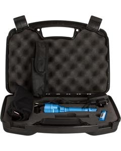 Baby Blue 3 LED Rechargeable Flashlight Kit