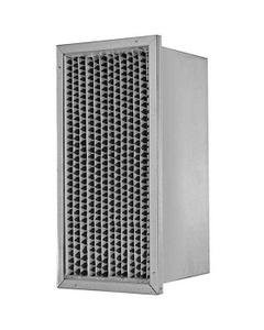 "12"" x 24"" x 12"" Cartridge Air Filter, No Header, MERV 14"