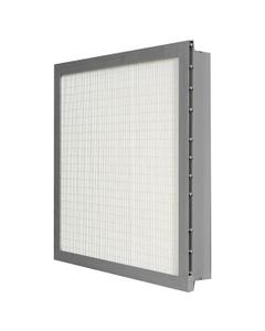 """20"""" x 20"""" x 2"""" Mini-Pleat Air Filter, MERV 14"""