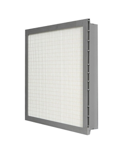 """20"""" x 20"""" x 2"""" Mini-Pleat Air Filter, MERV 11"""