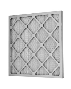 "12"" x 20"" x 1"" Pleated Disposable Air Filter, MERV 8"