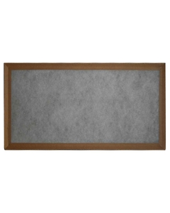 """18"""" x 25"""" x 1"""" Polyester Disposable Air Filter"""