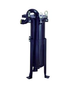 Top Inlet Carbon Steel Filter Vessel