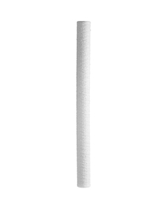 """125 Micron 10"""" L Natural Cotton String Wound Filter Cartridge"""