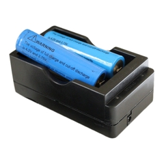Rechargeable 18650 Lithium Battery for Near Ultraviolet Pocket Light