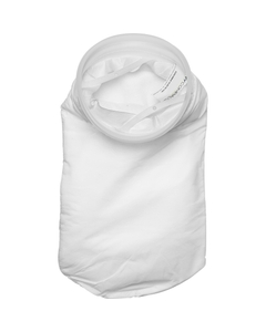 "Size #1, 10A Micron High Efficiency Polypropylene Microfiber Liquid Filter Bag, Plastic ""F"" Flange (XOAM10AP1F)"