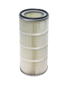 """13.8"""" Outer Dia. x 28 L"""" Dust Filter Cartridge (DC1328-OO-HM-CX350)"""