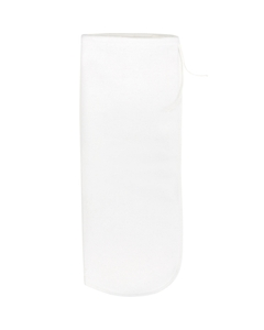 Size #2, 3 Micron - Polyester Felt Liquid Filter Bag w/Draw String (PE3P2DS)
