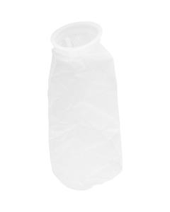 Size #4, 200 Micron - Polyester Multifilament Mesh Liquid Filter Bag w/Plastic Ring (PEMU200P4P)