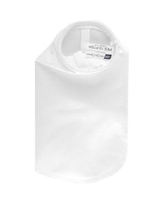 Size #7, 10 Micron - Polyester Felt Liquid Filter Bag, Galvanized Steel Ring, Handle (PES10P7SH)