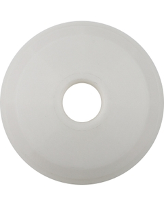 """7"""" Polypropylene Adapter Head with 1 and 1/2"""" NPT Inlet for Pressure Filtration"""