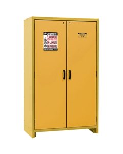 30-Minute EN Flammable Safety Cabinet, 45 Gallon, Yellow