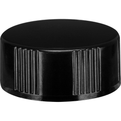 24mm 24-400 Black Phenolic Cap