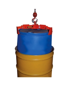 Universal Vertical Drum Lifter for 30-55 Gallon Drums (1000 lb. Capacity)