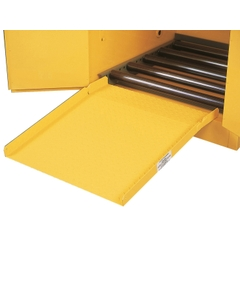Drum Ramp for All Drum Safety Cabinets (Justrite® 25932)