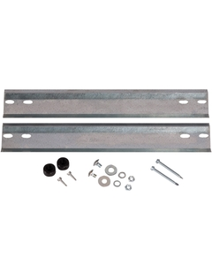 Wall Mount Kit for 20 Gallon & 12/17 Gallon Piggyback Safety Cabinets (Justrite® 25950)