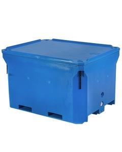 Polar® PB1000 - 264 Gallon Insulated Bin w/Drain (35 cu ft)